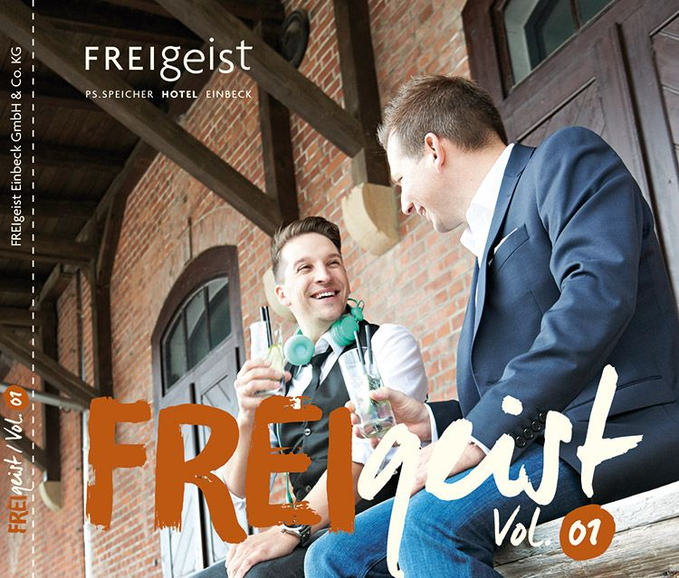 FREIgeist Soundtrack CD